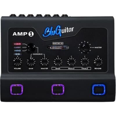 BluGuitar AMP1 Iridium Edition Nanotube 100 Pedal for sale