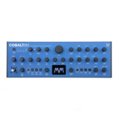 Modal Electronics Cobalt8M 8 Voice Extended Virtual-Analogue Desktop Synthesiser Pre-Order