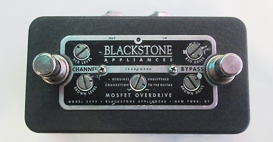 best transparent od distortion pedal in one the gear page. Black Bedroom Furniture Sets. Home Design Ideas