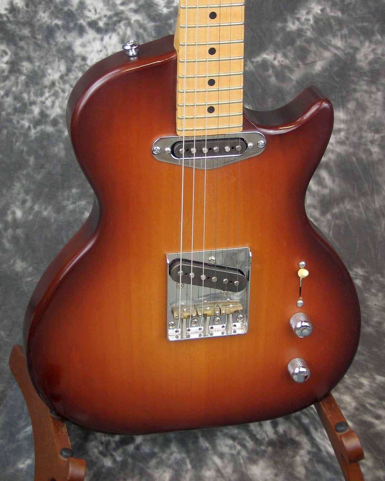 good used st blues juke joint bluesmaster electric guitar reverb. Black Bedroom Furniture Sets. Home Design Ideas