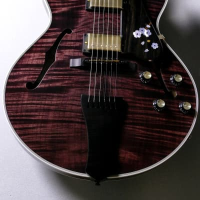 Seventy Seven Guitars HAWK/YOZAKURA-SP'19 2019 Limited Model for sale