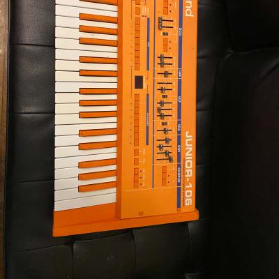 Roland Juno-60 Polyphonic Analog Synthesizer