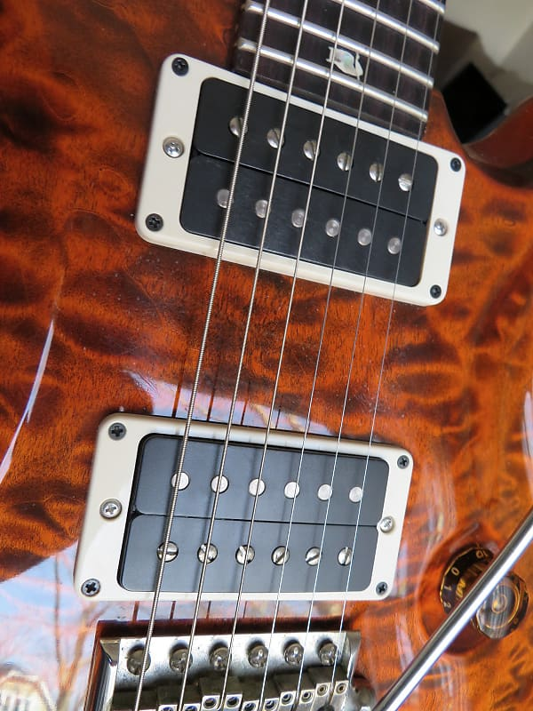 lowered price 2013 prs paul reed smith custom 24 quilted reverb. Black Bedroom Furniture Sets. Home Design Ideas
