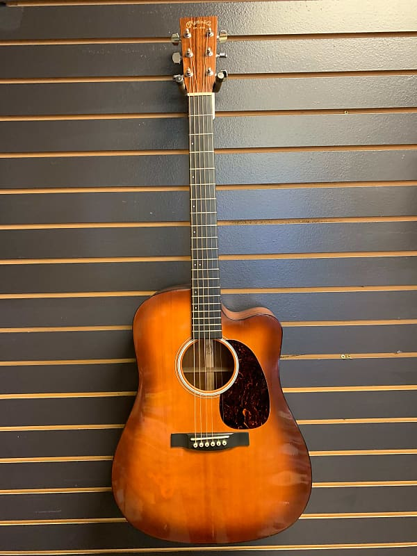 used martin dcpa4 shaded acoustic electric guitar reverb. Black Bedroom Furniture Sets. Home Design Ideas