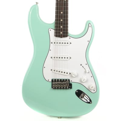 Fender Custom Shop NoNeck '60 Stratocaster Surf Green NOS Music Zoo Exclusive for sale