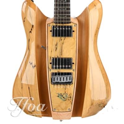 RKS Dave Mason Custom Wood USA Guitar 2015 for sale