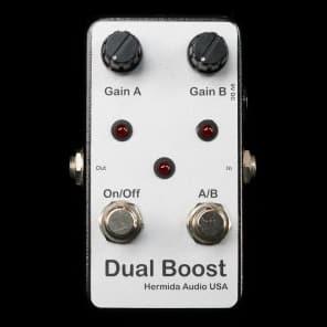 Hermida Audio Dual Boost