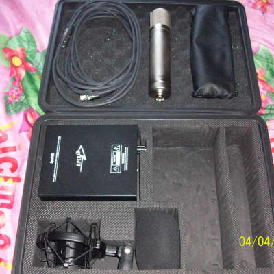 Totally Modded Apex 460: Fox Circuit/Peluso CEK-12  Capsule/NOS GE 6072A Tube/ Headbasket...
