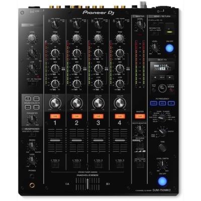 Pioneer DJ DJM-750 MK2 DJ Mixer