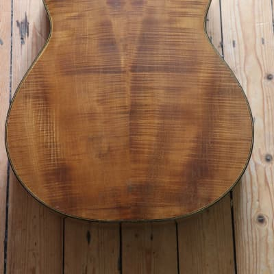 RARE (project) Harald Petersen Classical Model A 1970's Luthier Made In UK for sale