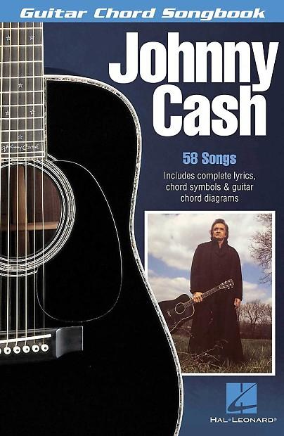 Johnny Cash Guitar Chords My Music Life Reverb