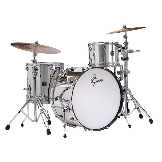 Gretsch catalina club rock 4pc drum kit 13 16 24 for 13 inch floor tom