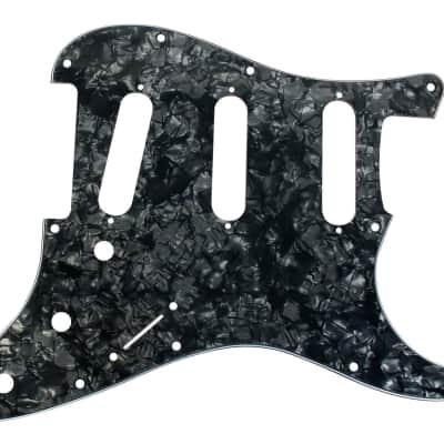 920D Custom Black Pearl 3 Ply Pickguard S Style CNC Precision Cut