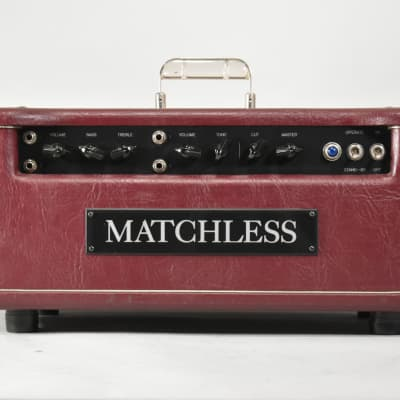 1995 Matchless H/C 30 Tube Amplifier Head