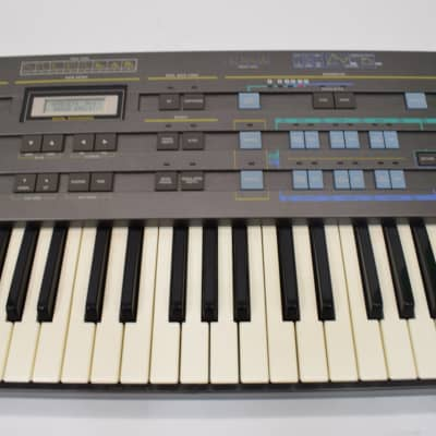 Vintage Casio CZ-5000 Keyboard Synthesizer w/ Power Cord - Previously Owned