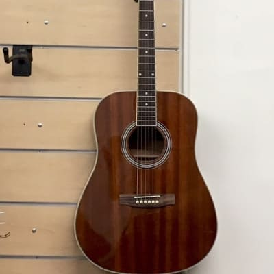 Ace GS Mahogany Acoustic Guitar with Mahogany Top, Back, and Sides for sale