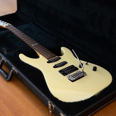 ESP The Mirage  1997 Champagne White Made in Japan for sale