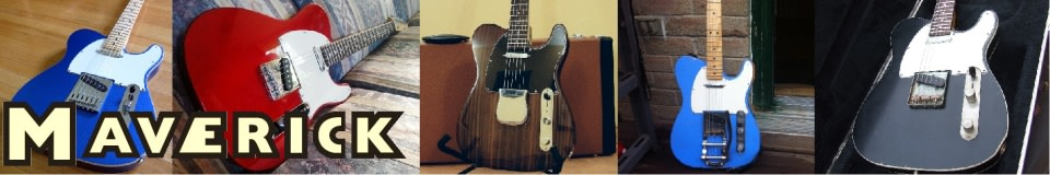 Maverick Guitar