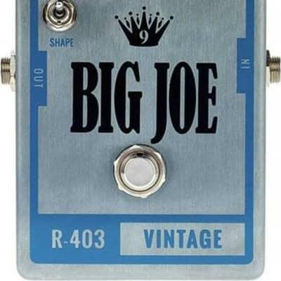 Big Joe Stomp Box Company Analog Vintage R-403 | Raw Series - Overdrive