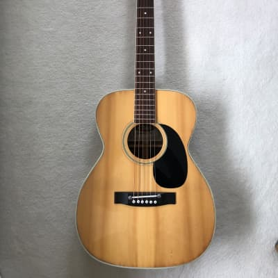 1970's Contessa by Hohner HG-08 Italian Acoustic Guitar - Adjustable Bridge for sale