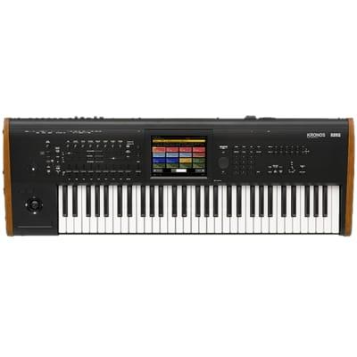 Korg Kronos 2 61 Key Keyboard Workstation