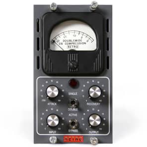 Retro Instruments Doublewide 500 Series Tube Compressor Module