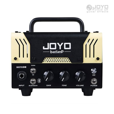 JOYO Meteor Bantamp 20w Pre Amp Tube Hybrid Guitar Amp head with Built in Cab Speaker Amp Simulation for sale