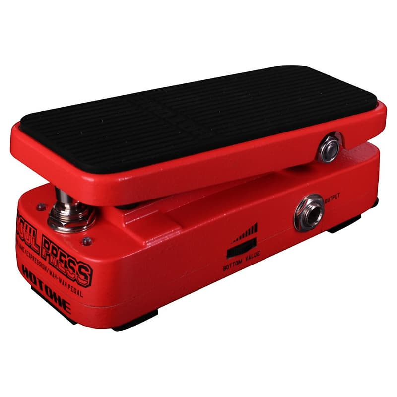 hotone soul press wah volume expression pedal geartree reverb. Black Bedroom Furniture Sets. Home Design Ideas