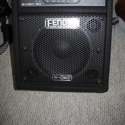 Fender B-DEC 30 Bass Digital Entertainment Center With Foot Control!