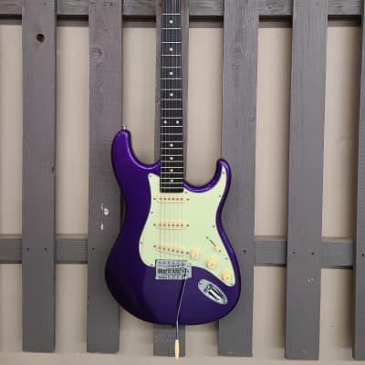 Tagima TW Series TG-500 Metallic Purple (used) for sale
