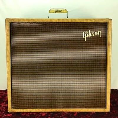 "Gibson GA-30 Invader 15-Watt 12""/8"" Guitar Combo 1960 - 1961"