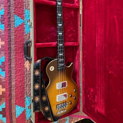 Gibson Les Paul Bass LPB-3 Honey Burst for sale