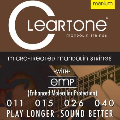 Cleartone Strings Mandolin 7511 Medium .11-.40