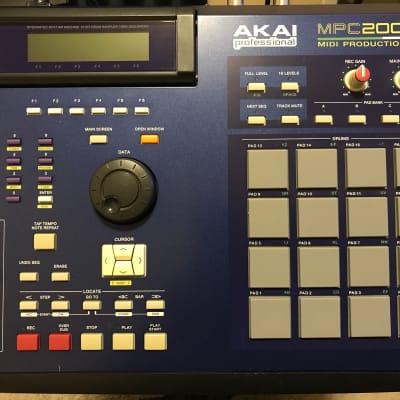 Akai MPC2000XL MCD