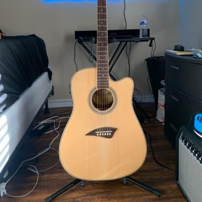Kona K2 Acoustic Electric Guitar for sale