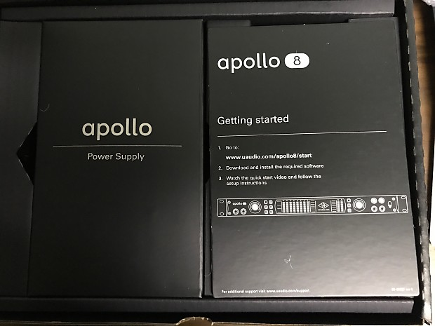Universal Audio Apollo 8 QUAD Thunderbolt 2 | Westlake Sound