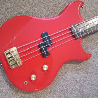 Westone  Thunder 1 bass 1984 red for sale