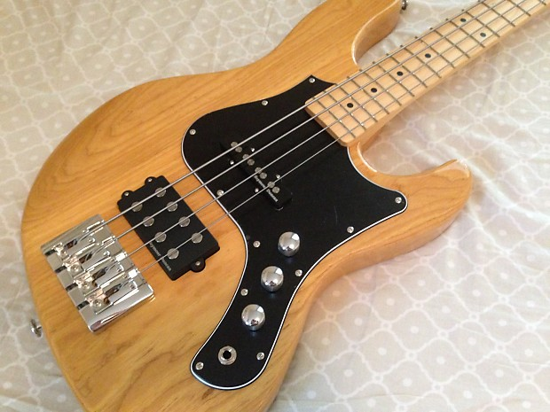 fujigen j-standard jazz bass