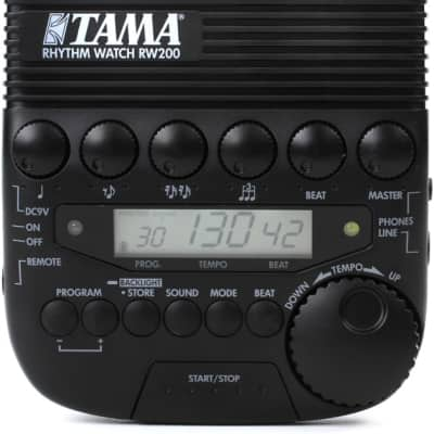 Tama RW200 Rhythm Watch - Drummer's Metronome for sale