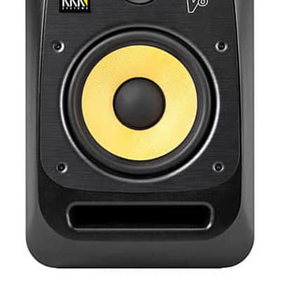 KRK V Series 8 Powered Reference Studio Monitor - Single