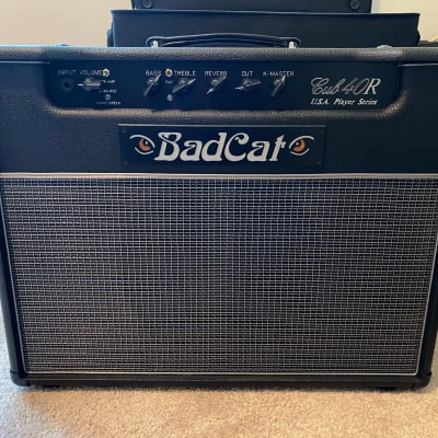 Bad Cat Cub 40R USA Player Series (Case & Dust Cover Included!)