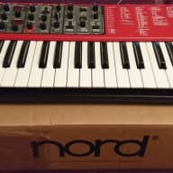 Nord Lead A1 with ORIGINAL BOX