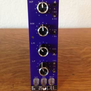 Purple Audio ODD 500 Series Inductor EQ Module
