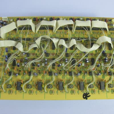 """Korg Poly-61 Poly 61 KLM-47681 Voice Board """"untested"""""""