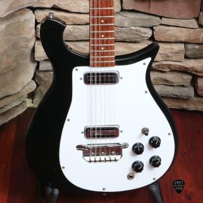 1966 Jetglo Rickenbacker  450-12 for sale
