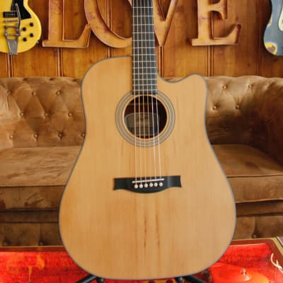 Stanford Guitars Radiotone Studio 49 D ECW for sale