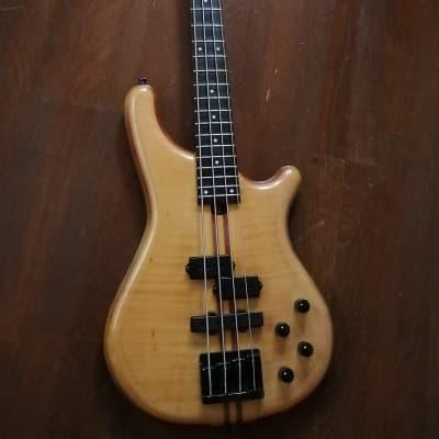 Kawai Rockoon through neck Active Bass  1980's for sale