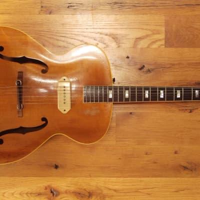 Epiphone Zephyr 1947 Blonde for sale