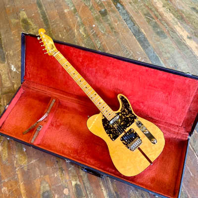 Bill Lawrence Mad Cat tele BT-2 electric mij japan hohner  prinz madcat telecaster hs Anderson for sale