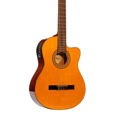 Monterey MC-901CE Full Size Classical Guitar with Pickup - Spruce Top - RRP: $169.95 - 40% OFF! for sale